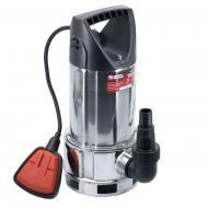 Дренажный насос QUATTRO ELEMENTI Drenaggio  900 F Inox (900 Вт, 14000 л/ч, для грязной, 9 м, 5,45кг, нерж.сталь корпуса)