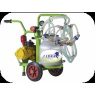 Передвижной доильный аппарат Lider К-4