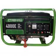 Бензиновый генератор Ставмаш БГ-4000Е