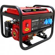 Генератор бензиновый DDE GG3300P  одноф. .ном/макс./пиков.  2,8/3.5/7,0 кВт  (SC170, т/бак 15л, ручн/ст, 48кг)