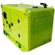 Электростанция MOTOR АД10 (10 кВт в евро кожухе)