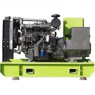 Электростанция MOTOR АД50-Т400 (50 кВт открытый на раме)