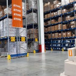 В Краснодаре состоялось открытие нового склада