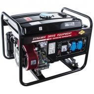 Генератор бензиновый DDE GG3300, 3 кВт, 15 л, 1.5 л/ч