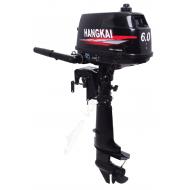 Лодочный мотор Hangkai M6.0 HP 2-т.