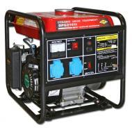 Генератор бензиновый DDE DPG2101i, 2.6 кВт, 9 л, 1.3 л/ч