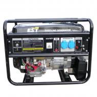 Бензиновый генератор EST 4500e