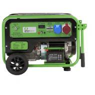 Генератор газовый GreenGear 7000T