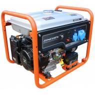 Бензиновый генератор Zongshen PB 6000e