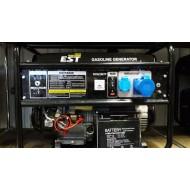 Бензиновый генератор EST 6500Е