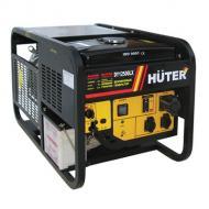 Генератор бензиновый Huter DY12500LX + запуск ключом